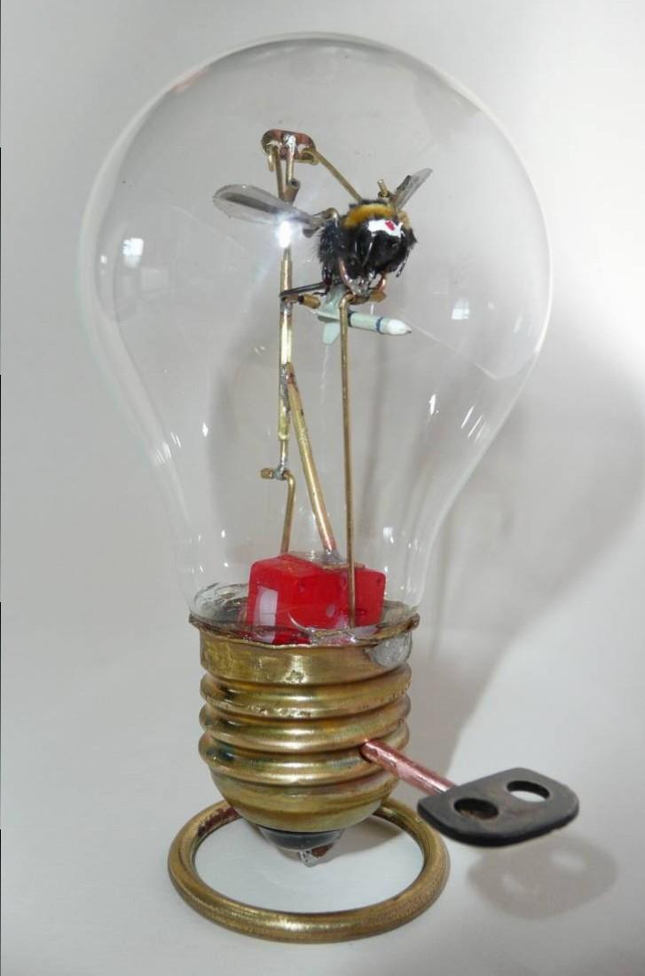 Lightbulb kamikazi maruhanabachi 3
